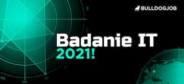 Badanie społeczności IT 2021