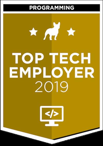 Top Tech Employer - Programming