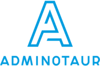 Adminotaur white bg square