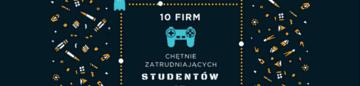 10 firm chętnie zatrudniających studentów IT