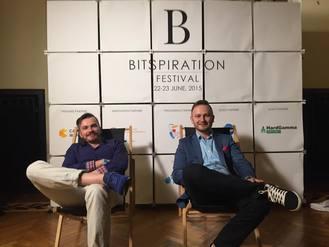 Bitspiration festival 2015