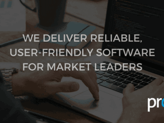 We deliver reliable  user friendly softwarefor market leaders