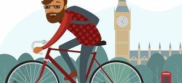 Dojeżdżajmy rowerem do pracy!