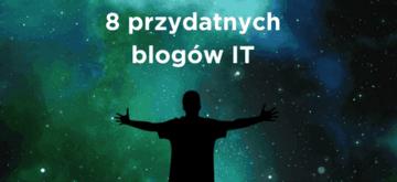 8 przydatnych blogów IT