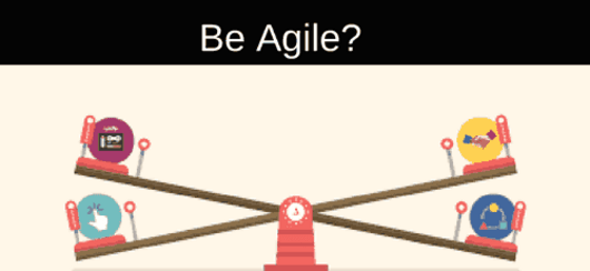 Be Agile. How to transfer from the Waterfall.