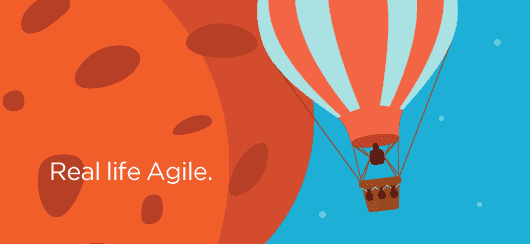 Real life Agile or how to become more productive and reach your goals