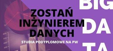 Big Data na Politechnice Warszawskiej- studia podyplomowe