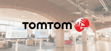Who will be sitting next to you in the new TomTom office in Łódź?