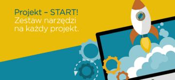 Projekt - START! Zestaw narzędzi na każdy projekt