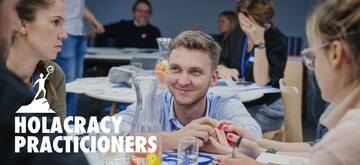 Holacracy Practitioners Meetup #1