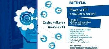 Trwa nabór do X edycji Nokia Academy