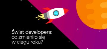 Świat developera: co zmieniło się w ciągu roku? Badanie Stack Overflow 2018.