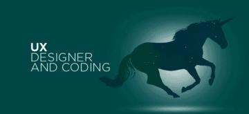 Code-savvy UX designer