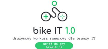 Branża IT na rowery!