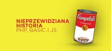Dziwne losy PHP, JS i BASIC