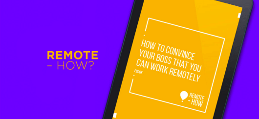 Remote IT job is the happy future!