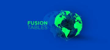 Prezentacja punktów na Mapie Google z użyciem Fusion Tables