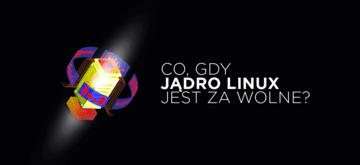 Co, gdy Jądro Linux jest zbyt wolne?