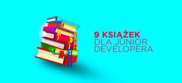 9 książek dla Junior Developera