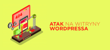 Krytyczne zagrożenie dla witryn w Wordpressie