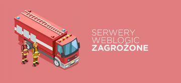 Ransomware może być zdalnie uruchomiony na serwerach WebLogic