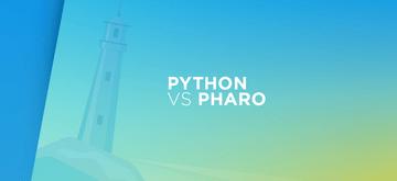 Python vs Pharo
