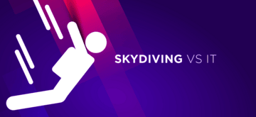 Skydiving rules that you can apply in IT projects