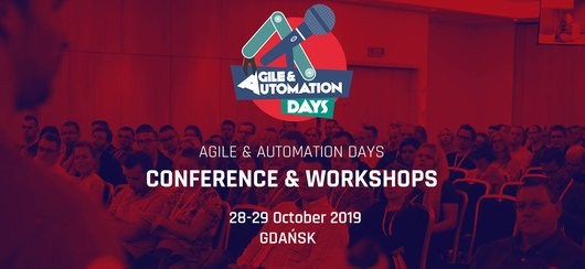 Specjaliści i case studies na Agile & Automation Days