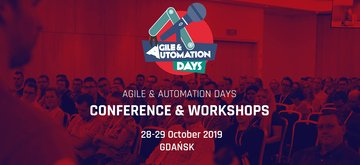 Specjaliści i case studies na Agile & Automation Days