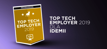 Idemia z tytułem Top Tech Employer 2019