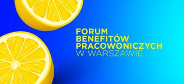 I edycja Forum Benefitów Pracowniczych w Centrum Nauki Kopernik Warszawie