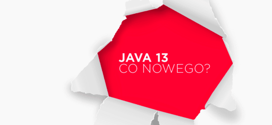 Java 13 - co nowego?