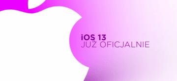 iOS 13 - co nowego dla programisty?