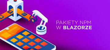 Używanie pakietów npm w aplikacji Blazor