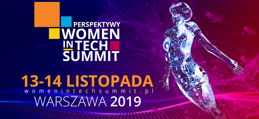 Konferencja Women in Tech Summit 2019