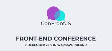ConFrontJS 2019, czyli coroczna konferencja dla programistów JavaScript