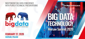 Big Data Technology Warsaw Summit 2020