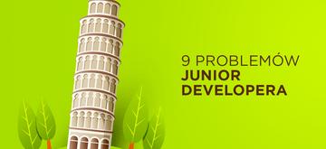 9 problemów Junior Developera