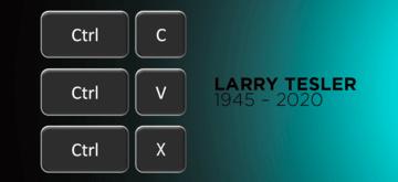 Zmarł Larry Tesler, twórca poleceń wytnij-kopiuj-wklej