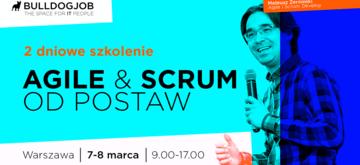 Poznaj Agile i Scrum od podstaw!