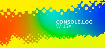 Korzystanie z console.log w JSX