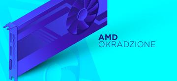 Haker wykradł kod źródłowy produktów AMD