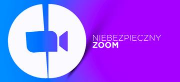 Coraz więcej wykrytych luk w zabezpieczeniach Zooma