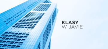 Poznaj podstawy Javy - klasy