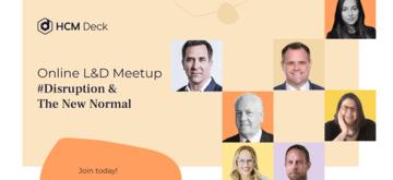 Online L&D Meetup #Disruption & The New Normal