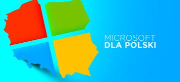 Rekordowa inwestycja Microsoftu w Polsce