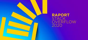 Wyniki badania 2020 Developer Survey od Stack Overflow