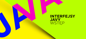 Interfejsy w Javie - Podstawy