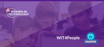 Konkurs WiT4People dla Hakersów
