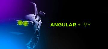 Angular + Ivy = poprawa wydajności budowania?